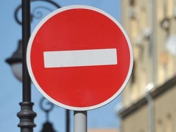 Движение транспорта в центре Нижнего Новгорода ограничат с 23 декабря по 14 января