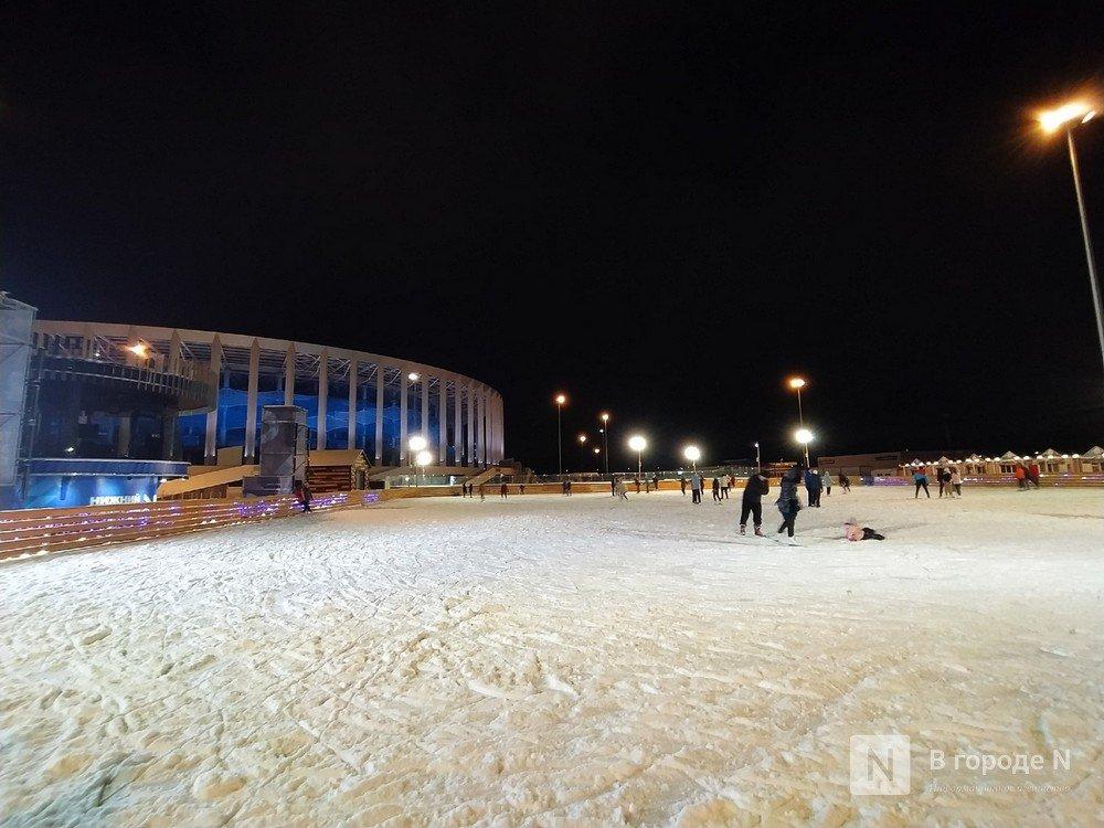Каток на стадионе «Нижний Новгород»: как испортить себе вечер - фото 8