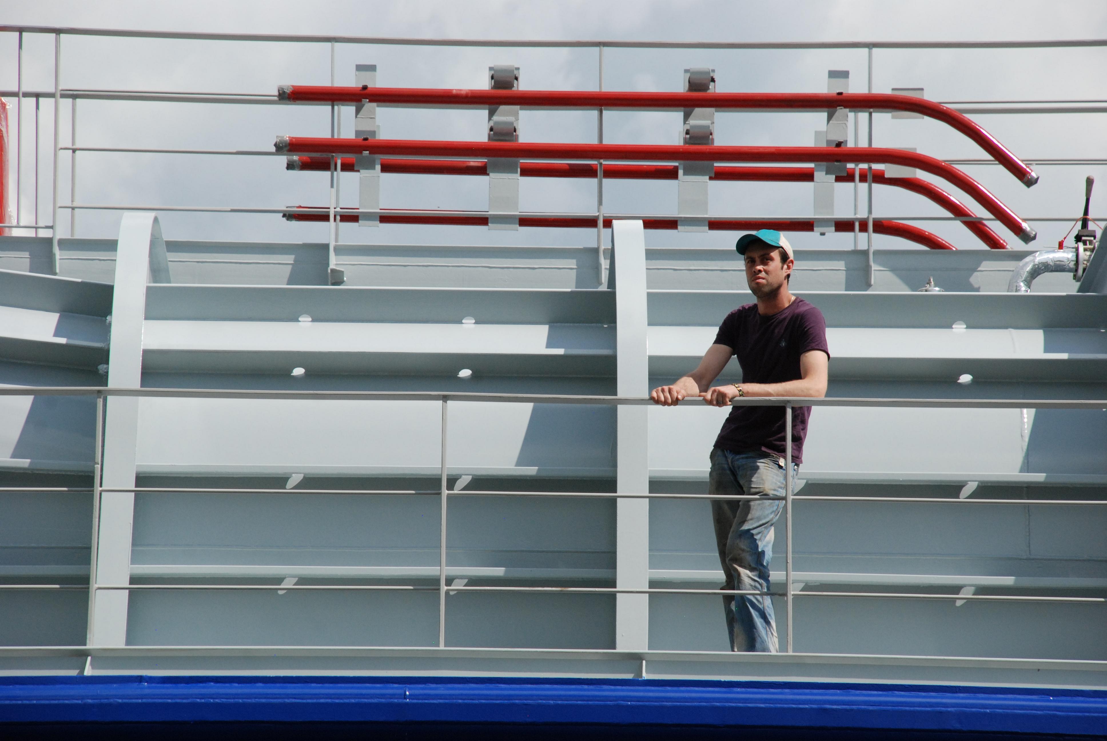«Красное Сормово» спустило наводу танкер-химовоз для «БФТанкер»
