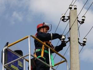 Асфальтобетонный завод в Шатковском районе подключили к электросети