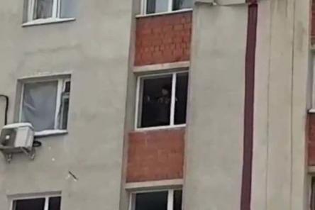 Более ста окон установят в поврежденном взрывом доме в Нижнем Новгороде к 2 марта