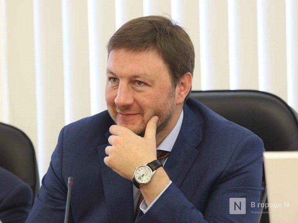 Экс-главе нижегородского Минтранса Власову продлили срок ареста - фото 1