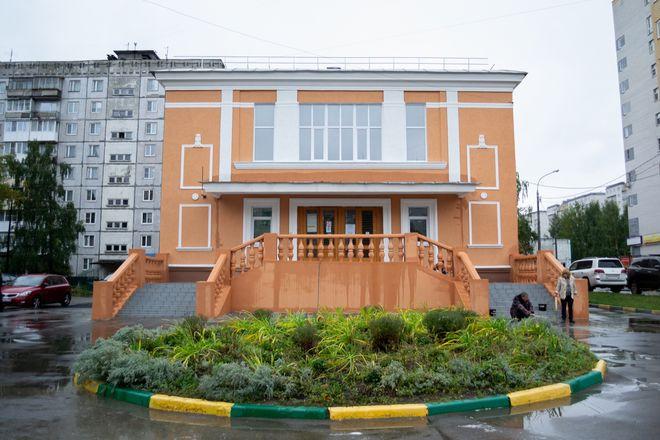 Библиотеку и детский клуб отремонтировали в Сормовском районе - фото 1