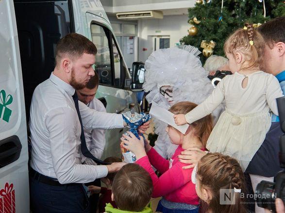 «Луидор» устроил новогоднее гулянье для сотен нижегородцев и их детей - фото 28