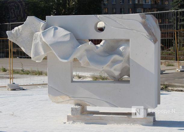 «Впередсмотрящий» и «Бесконечность»: новые скульптуры украсят Нижне-Волжскую набережную - фото 15