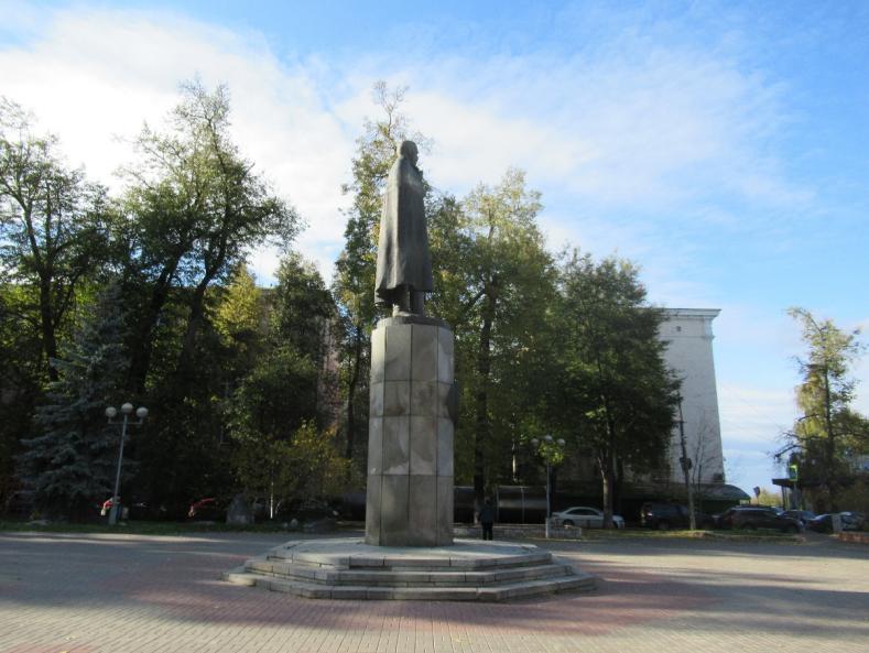 Памятник Нестерову вНижнем Новгороде отреставрируют более чем за11млнрублей