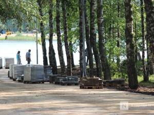 Сто общественных пространств и 382 двора благоустроили в Нижегородской области