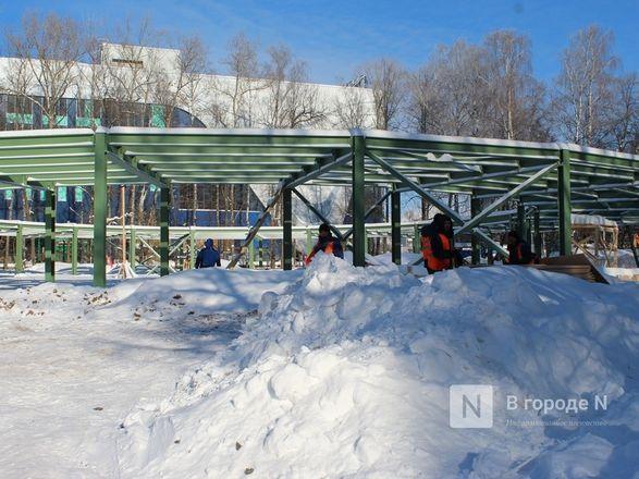 Детский центр в нижегородском парке «Швейцария» готов на треть - фото 3