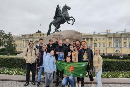 Бойцы ССО ННГАСУ «Фаворит» приняли участие в V Межрегиональной студенческой стройке