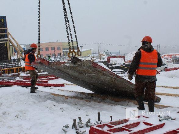 Школа будущего: как идет строительство крупнейшего образовательного центра Нижегородской области - фото 16