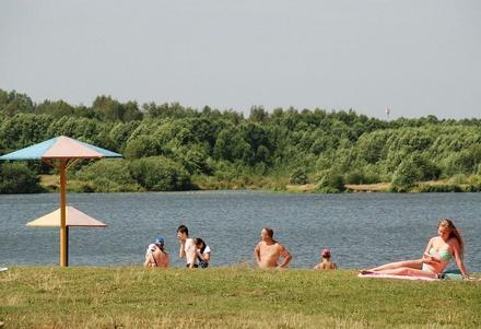 Нижегородцев ждет жаркое лето