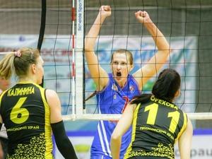 Нижегородская «Спарта» одержала вторую победу над «Приморочкой»