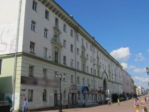 Почти 2,5 млн рублей выделят на проект реставрации жилого дома завода «Красное Сормово» на Большой Покровской