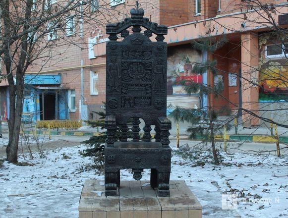 Галоши, ложка, объявление: памятники каким предметам установили в Нижнем Новгороде - фото 19