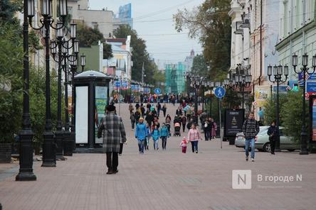 Благоустройство Большой Покровской в Нижнем Новгороде начнется 1 апреля