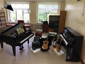 2,54 млн выделили на музыкальные инструменты школе искусств в Красных Баках