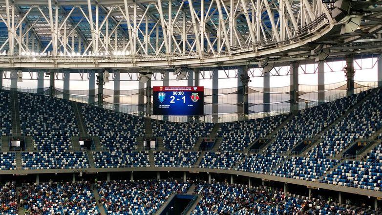 ФК «Нижний Новгород» одержал первую победу в ФНЛ на старте сезона - фото 9