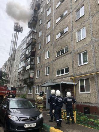 Пенсионеры пострадали в результате пожара в Нижегородском районе - фото 5