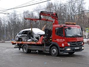 Нижегородская область вошла в зону высокой дорожной опасности