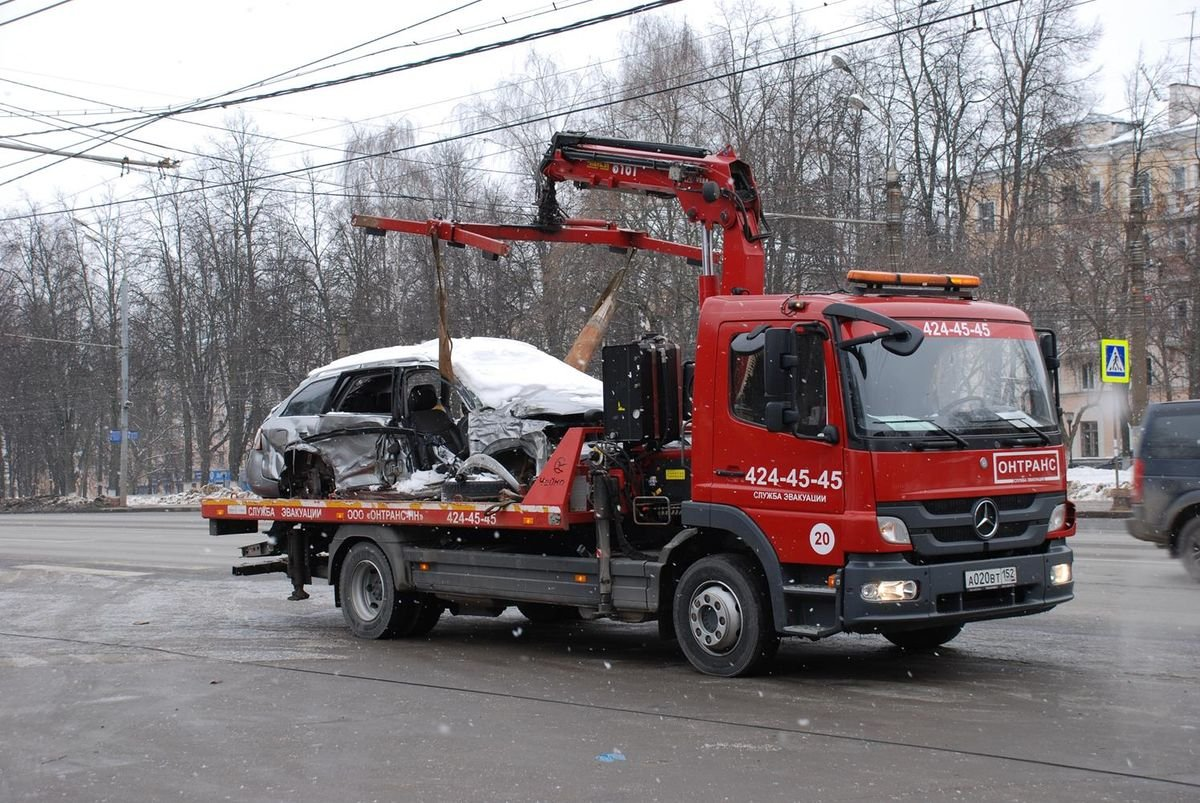 Нижегородская область вошла в зону высокой дорожной опасности - фото 1