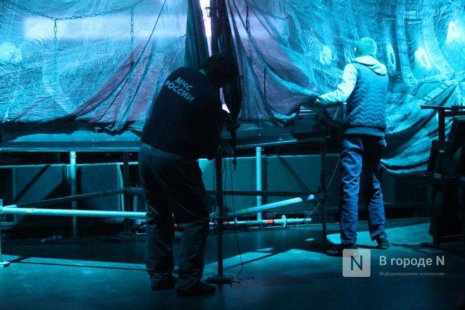 Вокалист «Арии» продемонстрировал нижегородцам полет над залом «Юпитера» - фото 10