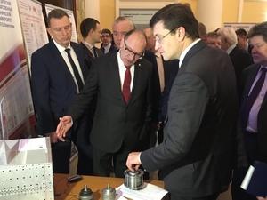 Опорный вуз представил свои разработки для РЖД