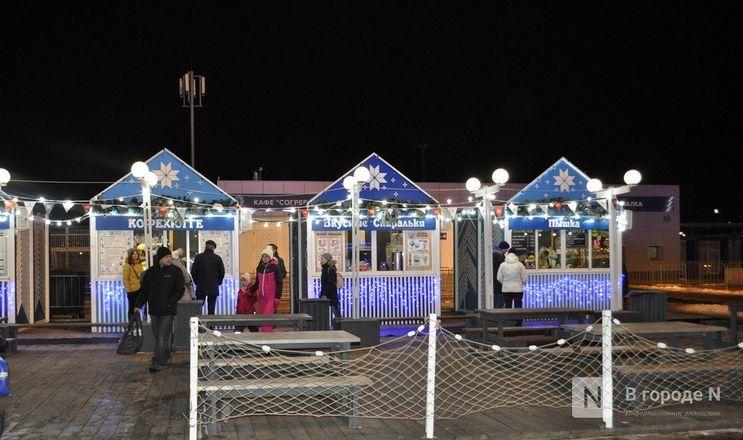 Ирина Слуцкая с ледовым шоу открыла площадку «Спорт Порт» в Нижнем: показываем, как это было - фото 20