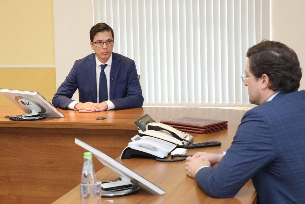 Губернатор поручил и.о. мэра Нижнего Новгорода обеспечить поддержку граждан и бизнеса в условиях пандемии - фото 1
