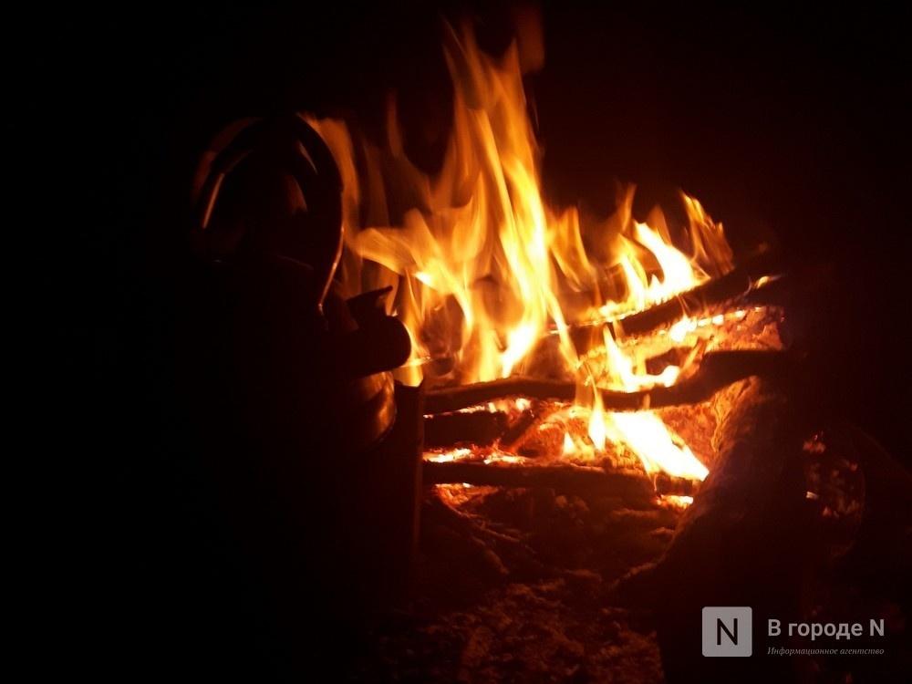 Высокая пожароопасность ожидается вНижегородской области с5 до9 июня