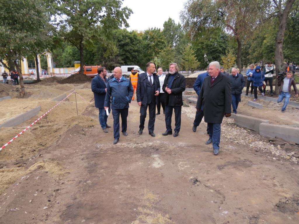 172 дворовые территории будут благоустроены вНижегородской области