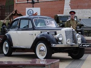 Автопробег в честь Дня Победы стартует в Нижнем Новгороде