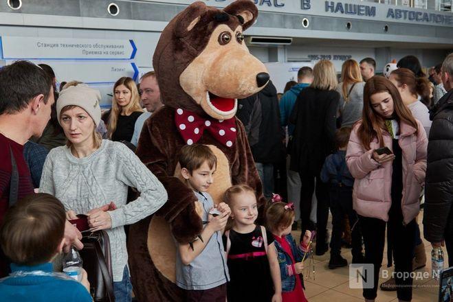 «Луидор» устроил новогоднее гулянье для сотен нижегородцев и их детей - фото 9