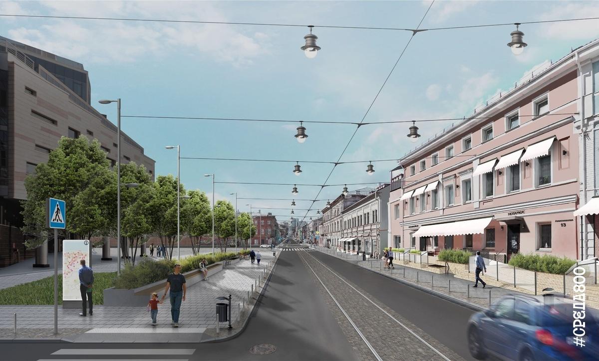 Карманные парки и меньше стихийных парковок: что изменится на Алексеевской - фото 1