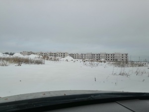 Дольщики «Окского берега» заявили о проблемах со строительством домов