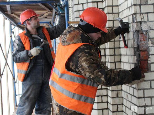 Инъекция для стен: как идет реставрация фасада нижегородской фабрики «Маяк» - фото 22