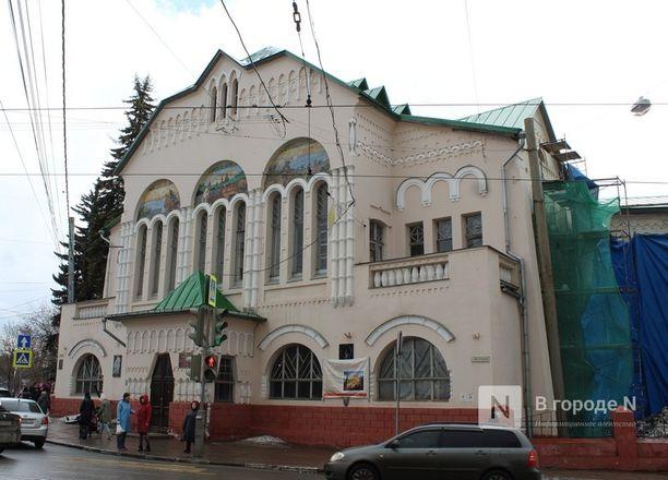 Реставрация Дворца творчества в Нижнем Новгороде выполнена на 10% - фото 15