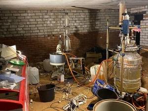 Крупную нарколабораторию ликвидировало УФСБ в Нижегородской области