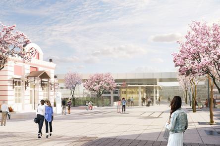 Концепцию благоустройства площади перед железнодорожным вокзалом представили нижегородцам