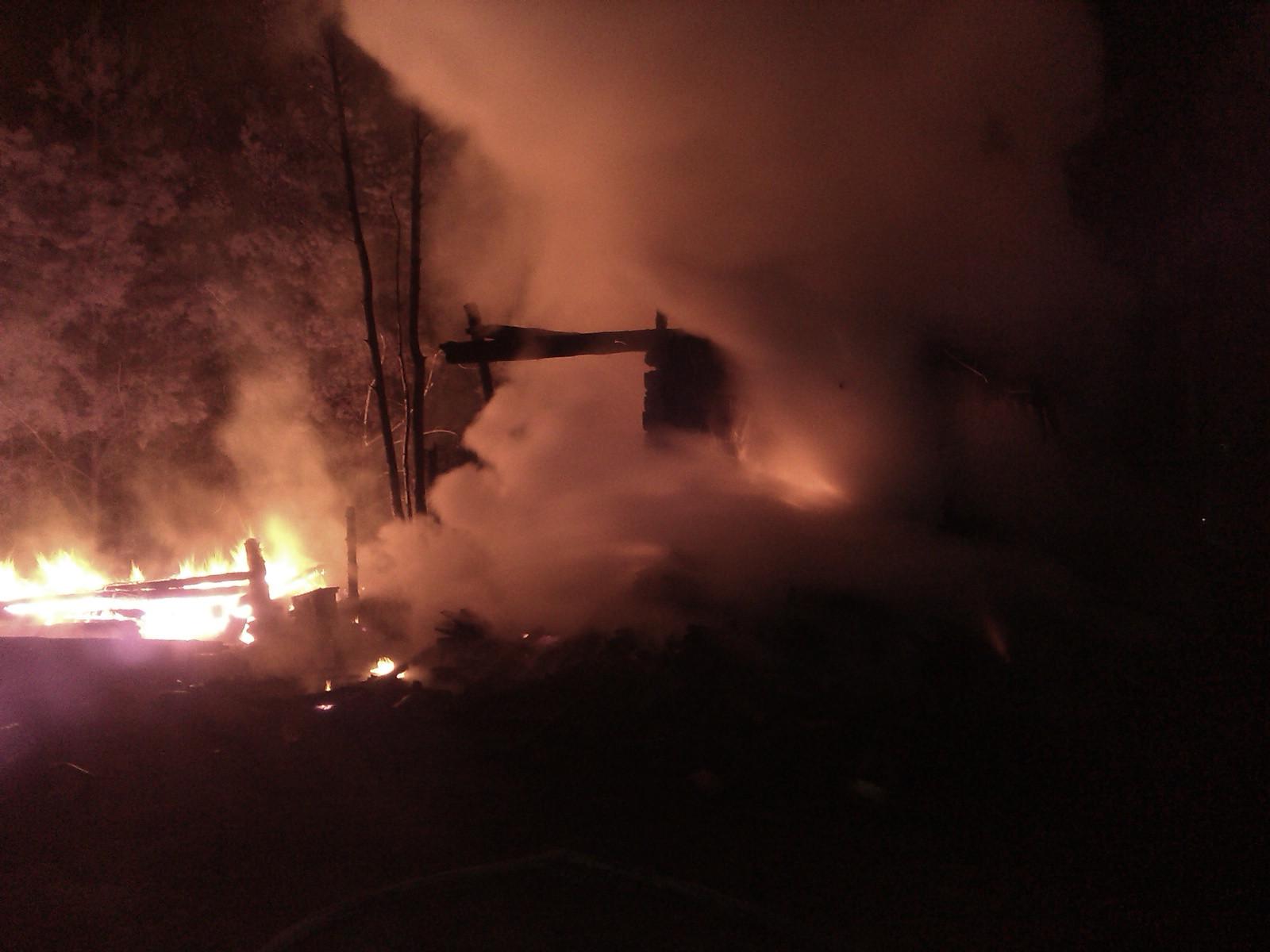 Двое мужчин погибли на«печном» пожаре вВоскресенском районе