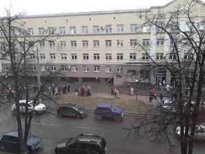 В Нижнем Новгороде эвакуировали граждан из 15 зданий