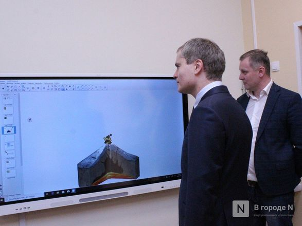 Нижегородскую школу № 123 отремонтировали за 115 млн рублей - фото 9