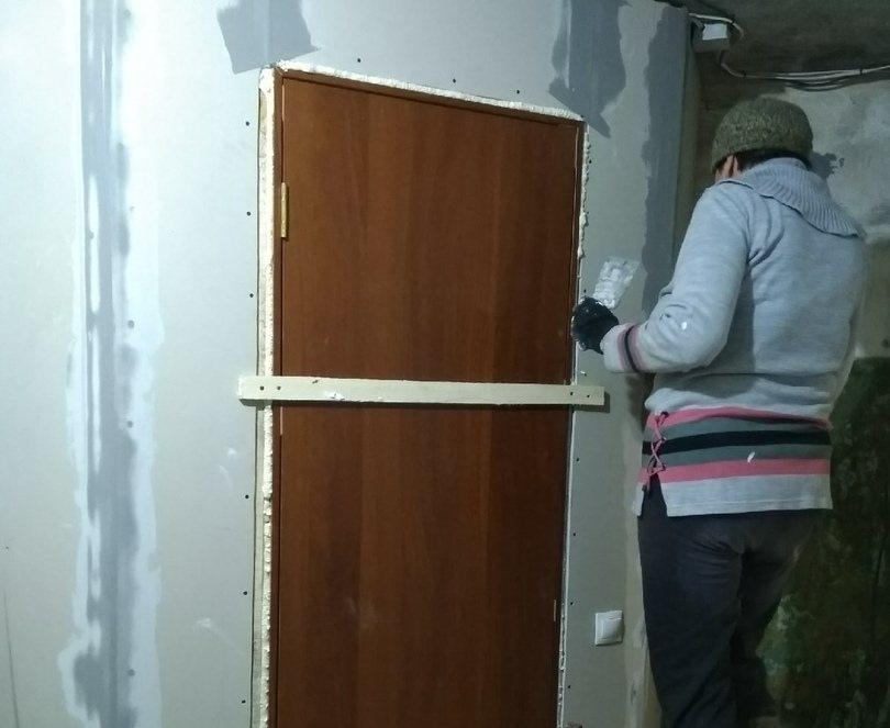 Жители поселка Ветлужский помогли отремонтировать квартиру для сирот - фото 1