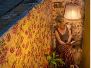 Инсталляцию «Уютный дом» разгромили в Нижнем Новгороде