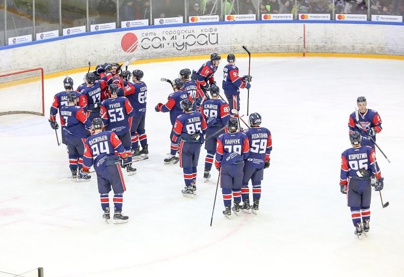 Нижегородская «Чайка» одолела  столичное  «Динамо» срезультатом  1:0