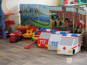 Все детские сады Нижнего Новгорода открылись в режиме свободного посещения