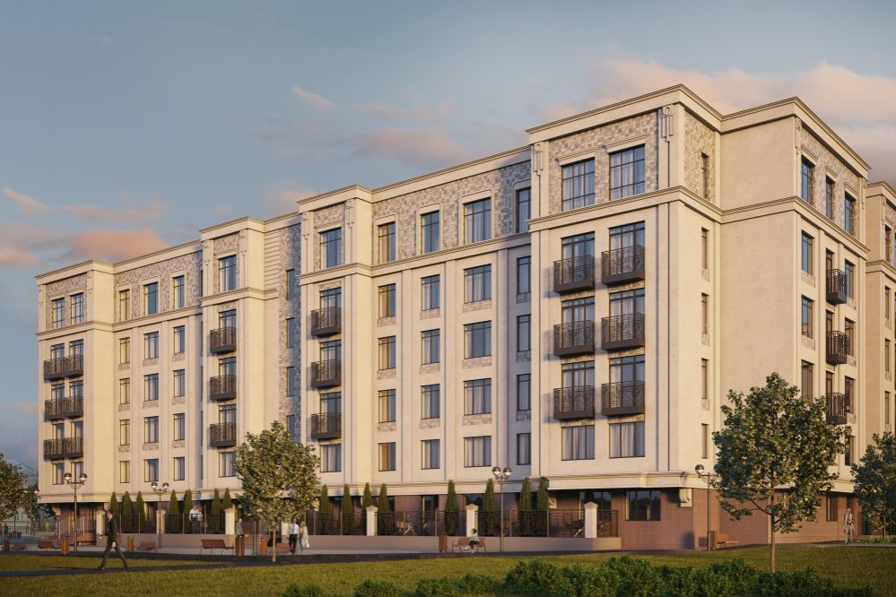 ЖК «Шаляпин» за 874 млн рублей построят в центре Нижнего Новгорода - фото 1