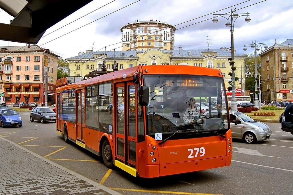 Активисты предложили закупить для Нижнего Новгорода троллейбусы из Перми - фото 1