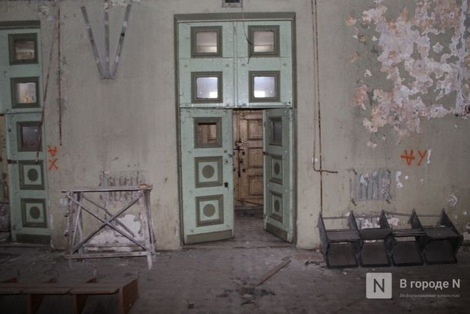 Здесь пела Пугачева: во что превратился нижегородский ДК имени Ленина  - фото 57