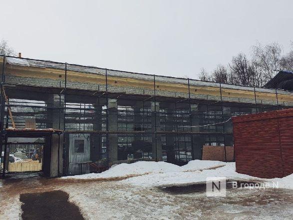 Реконструкция парка «Швейцария» в Нижнем Новгороде выполнена на 40% - фото 7