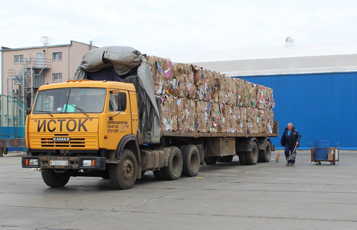 Нижегородский мусор для Финляндии: куда отправляется вторсырье из экопунктов - фото 5